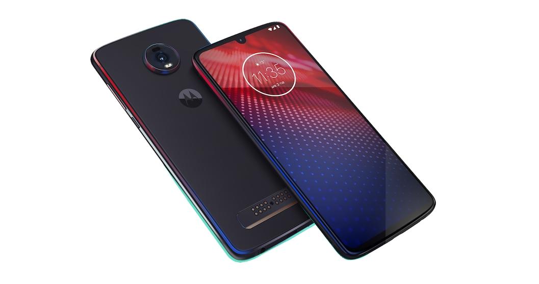 Motorola představila Moto Z4, opět s Moto Mods