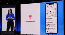 Aplikace Facebook dostává nový design, dotkne se i webu