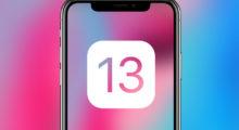 iOS 13 údajně nebude podporovat téměř všechny starší modely