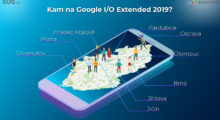 Nesledujte Google I/O sami, GUG.cz má pro vás Extended