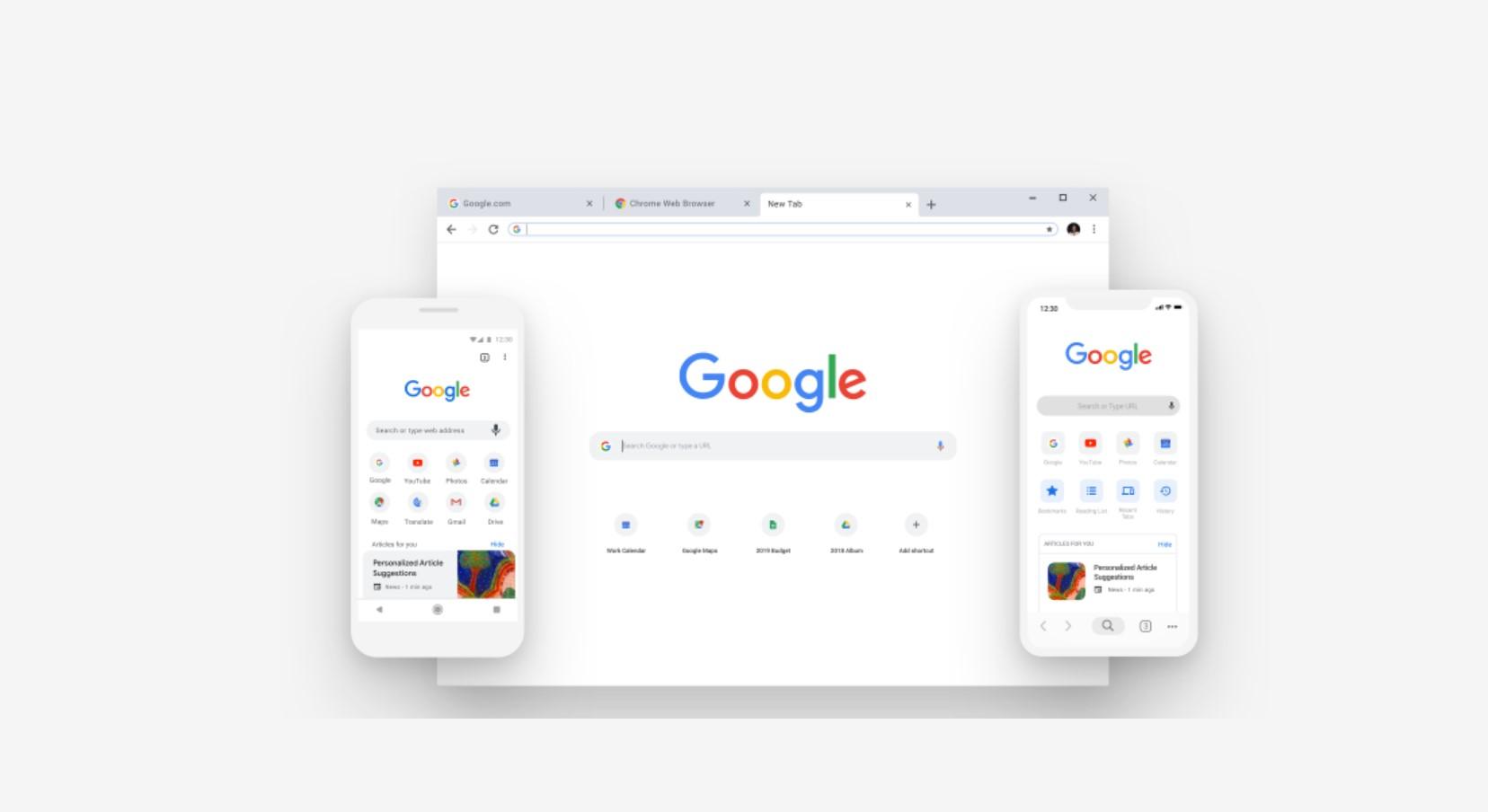 Chrome získává skupiny pro karty