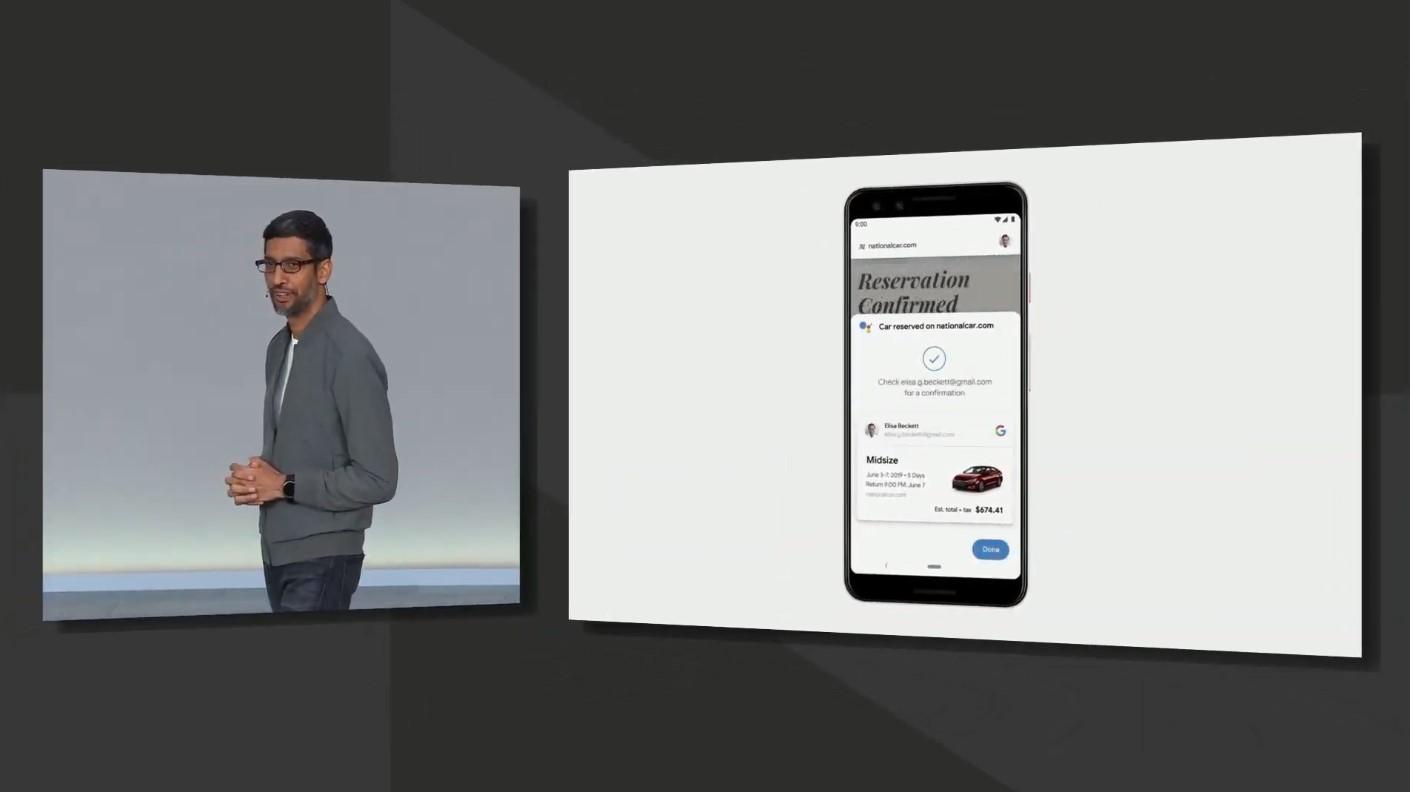 Google Duplex na steroidech, nyní pro web