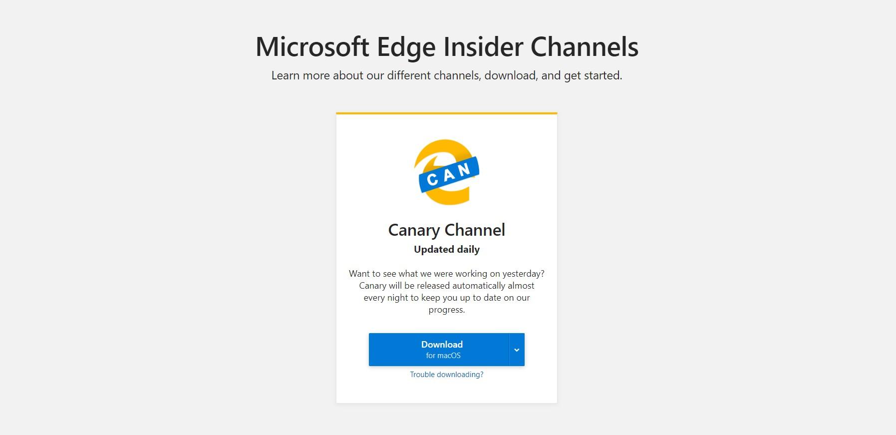"Microsoft Edge ""Chromium"" vyjde v lednu [aktualizováno]"