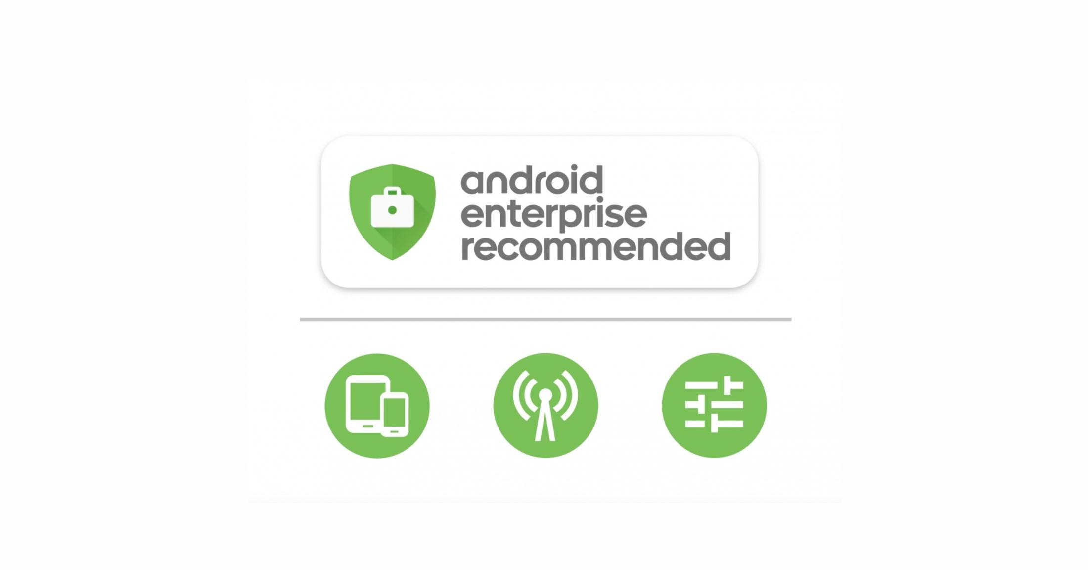 Huawei zařízení odebrána z Android Enterprise certifikace