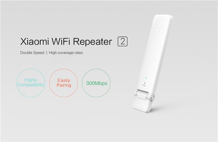Xiaomi WiFi Repeater 2 zesílí váš WiFi signál už za 204 Kč! [sponzorovaný článek]