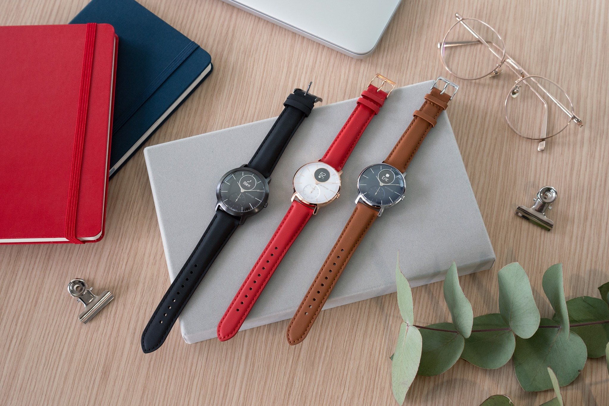 Withings uvedl oficiálně Steel HR Sapphire Signature