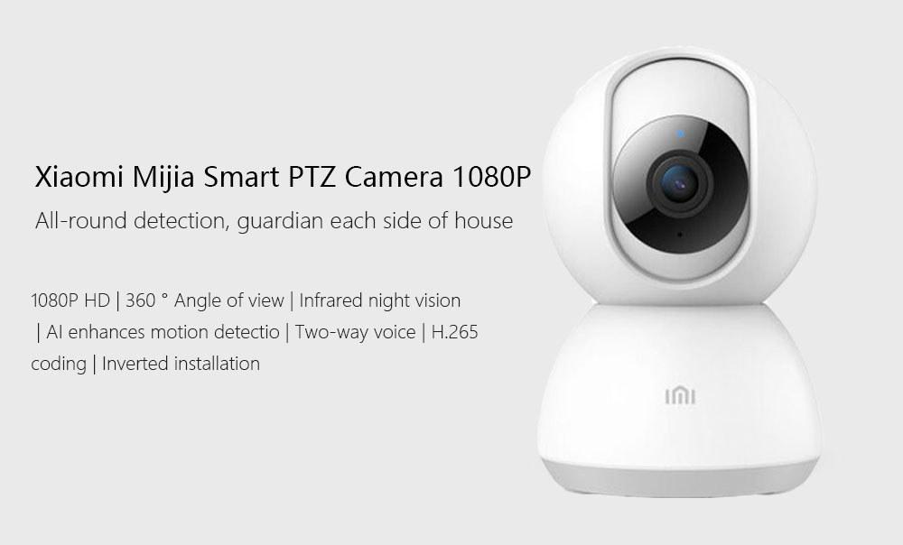 Originální kamera Xiaomi Mijia Xiaobai nyní v akci za 573 Kč! [sponzorovaný článek]