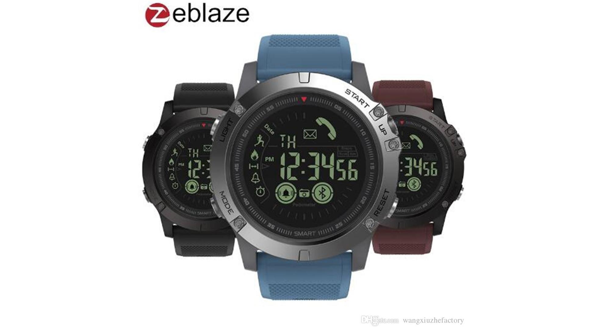 Chytré hodinky Zeblaze VIBE 3 nyní ve slevě za 404 Kč! [sponzorovaný článek]