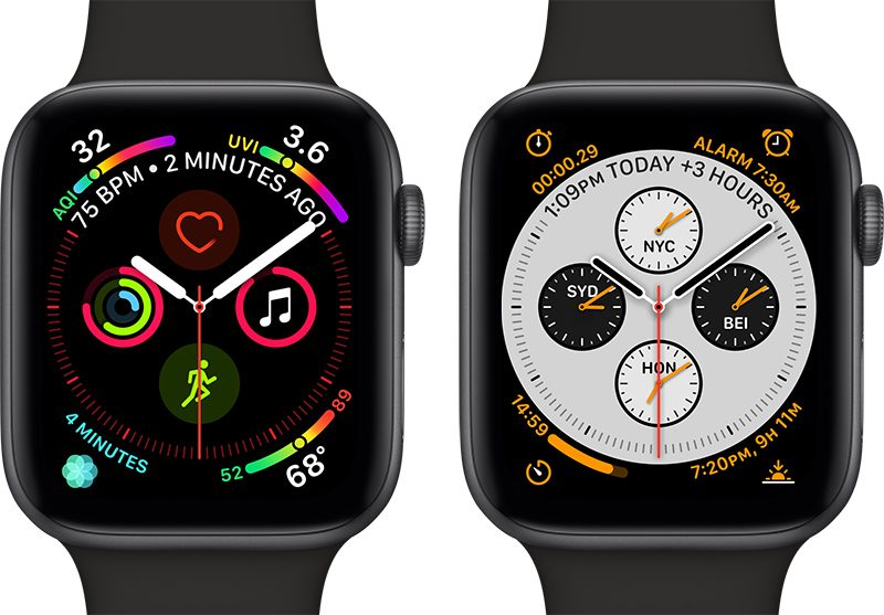 "Apple Watch Series 4 se dočkaly ocenění ""Displays of the Year"""
