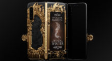 Samsung Galaxy Fold Game of Thrones edice za 8 200 dolarů