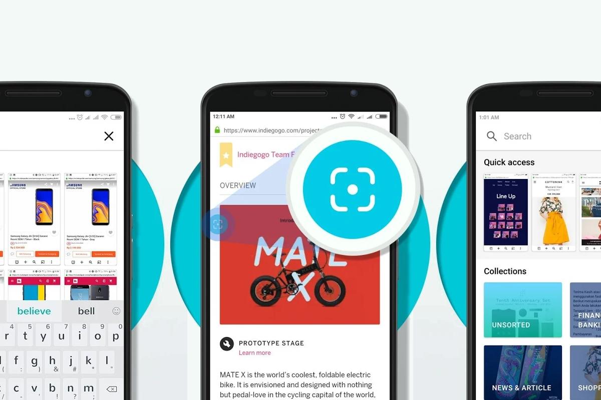 Firefox ScreenshotGo vám pomůže s organizací vašich snímků obrazovek