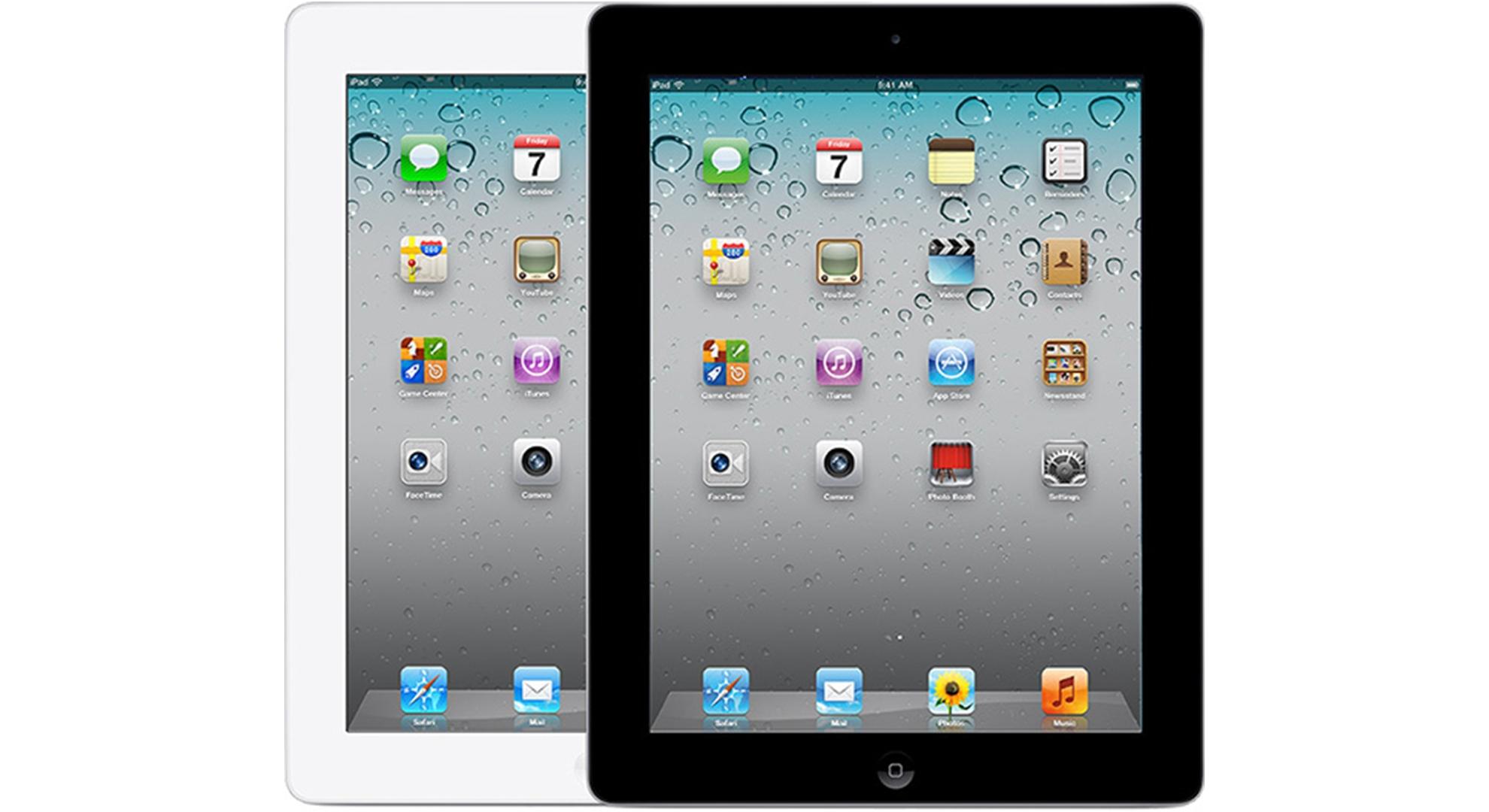 iPad 2 se po dlouhých osmi letech loučí, Apple ukončil podporu