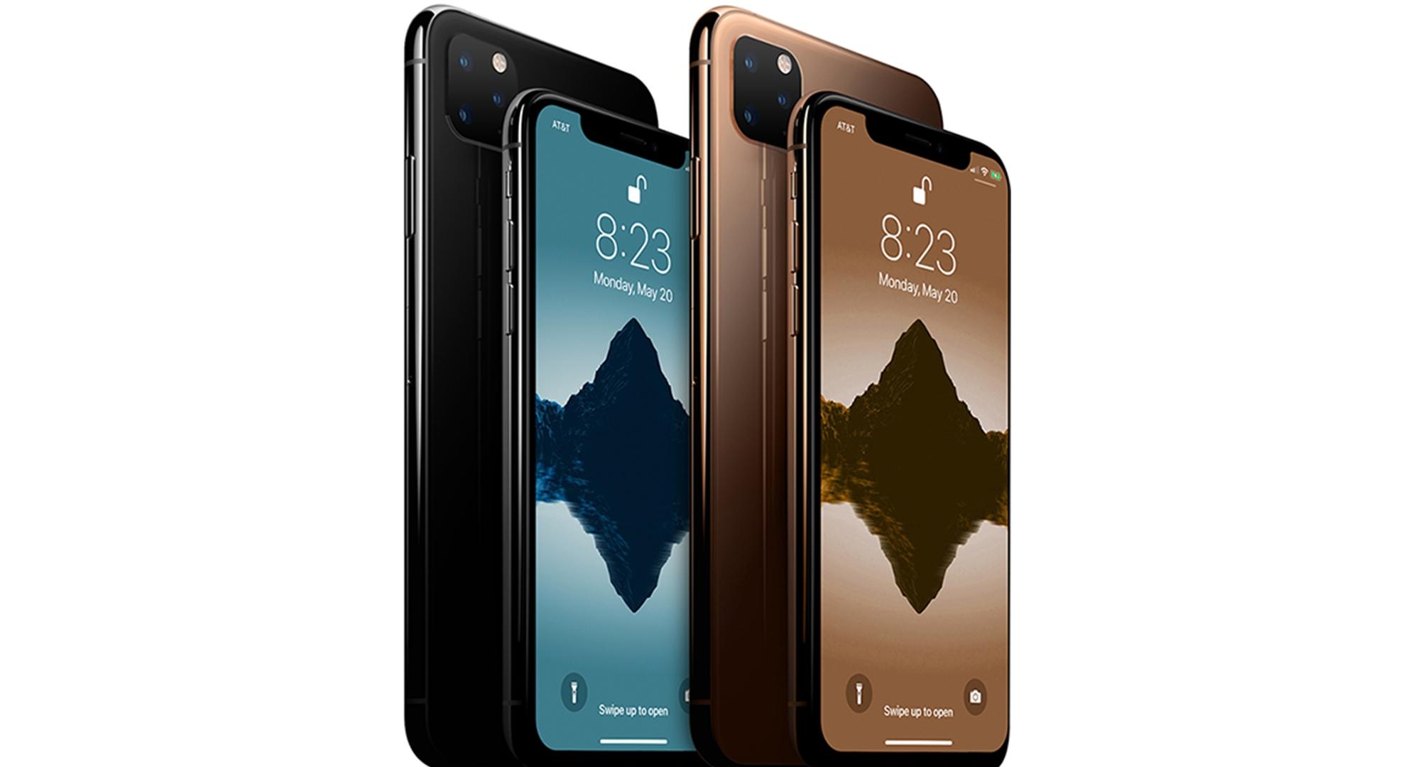 iPhone 2020 údajně nabídne Touch ID, čeká nás také iPhone SE2