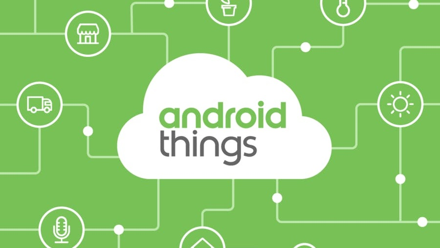 Google vydává Android Things OS 1.0