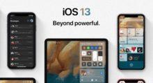 iOS 13 by mohlo být perfektní, aspoň podle nového konceptu