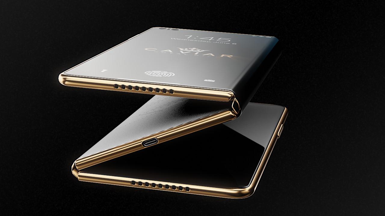 Apple získal patent na ohebný smartphone/tablet