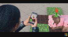 Minecraft pro mobilní telefony nabídne (r)evoluci v podobě AR