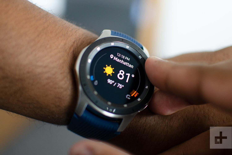 Galaxy Watch údajně nabídnou podporu 5G sítí