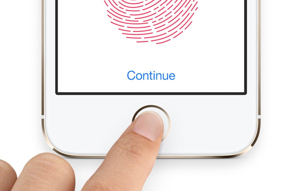 Apple chystá (r)evoluční Touch ID, zabere celou plochu displeje