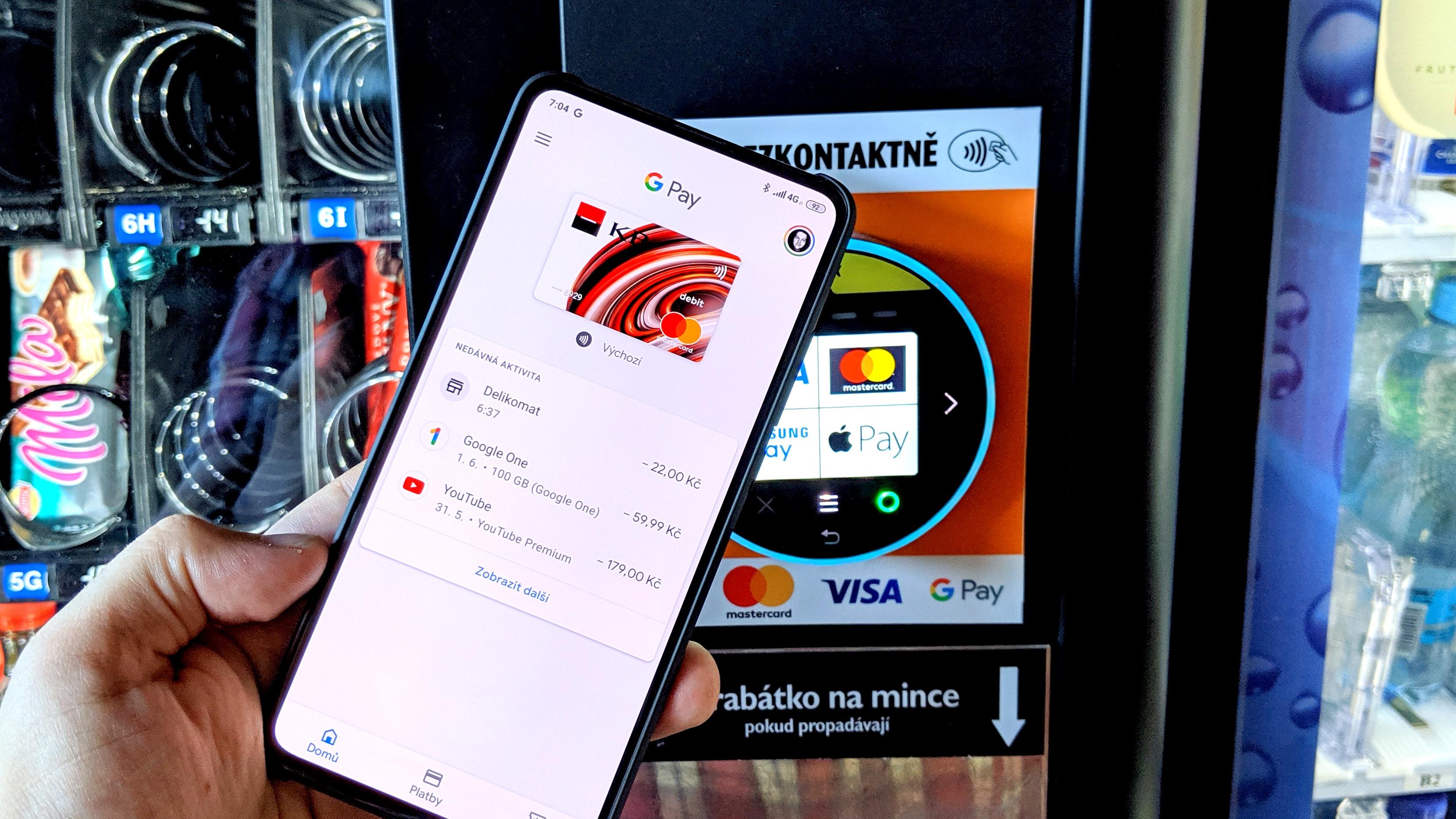 Xiaomi a Google Pay – jak nastavit placení telefonem s NFC [návod]