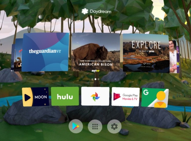 Google ruší aplikaci Play Movies & TV pro Daydream