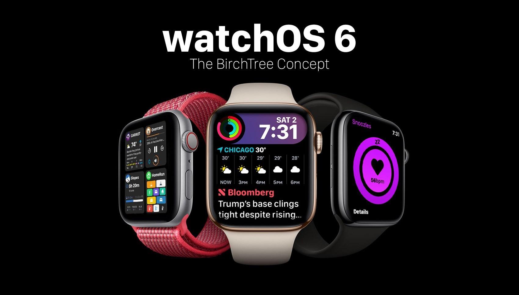 S watchOS 6 budou Apple Watch (ne)závislé na iPhonu