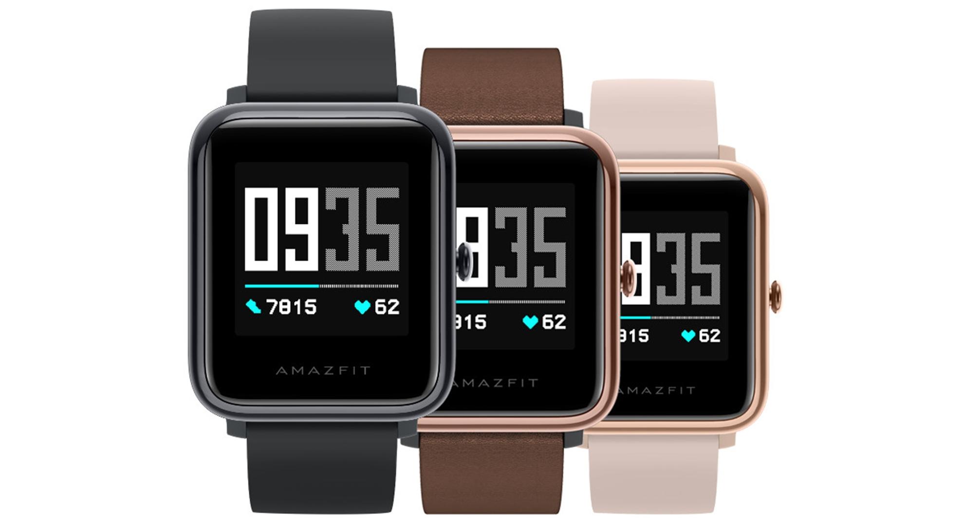 Amazfit Health Watch jsou nové chytré hodinky s EKG senzorem