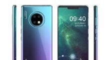 Huawei Mate 30 Pro bude mít dva 40MPx senzory na zádech [aktualizováno]