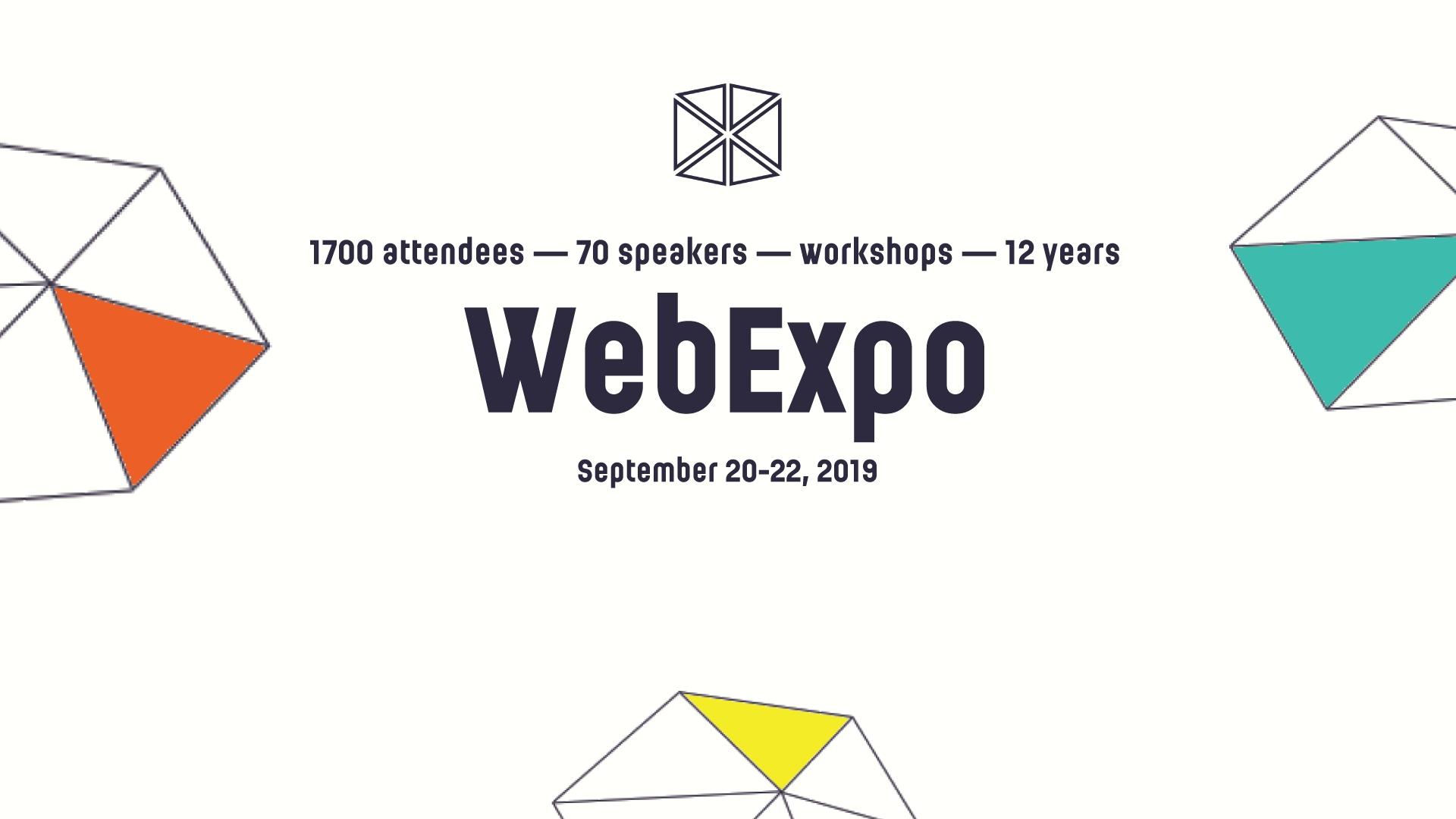 Blíží se WebExpo, jedna z největších konferencí v Evropě