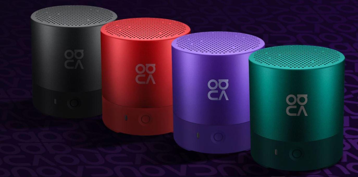 Huawei uvedl reproduktor Nova Mini Bluetooth Speaker