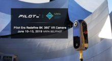 Pisofttech na IVRPA představil VR kameru Pilot Era! [sponzorovaný článek]