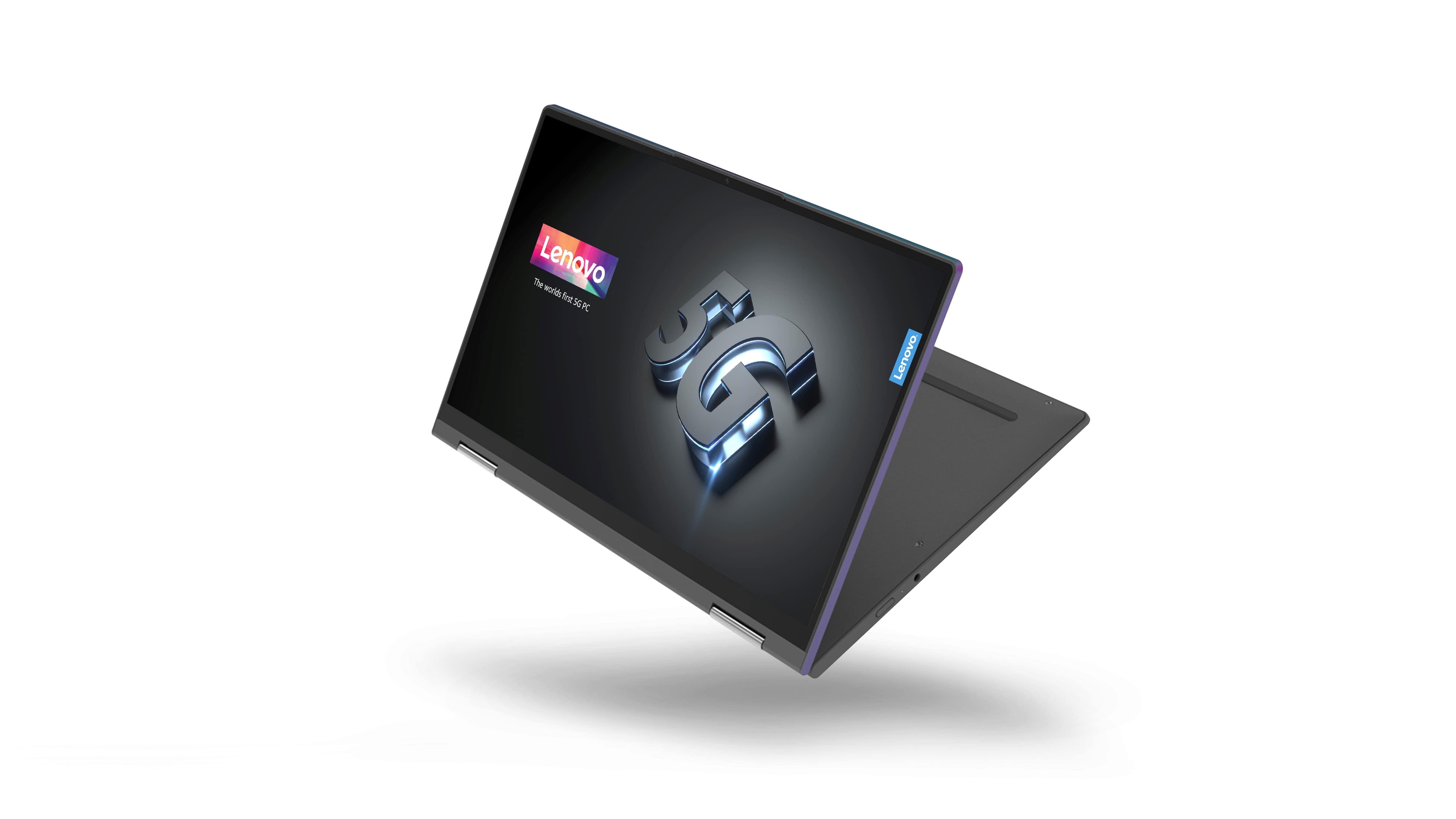 Lenovo se pochlubilo dotykovým 5G notebookem