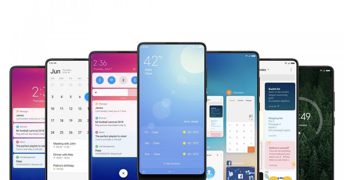 Xiaomi opět omezuje dostupnost MIUI beta