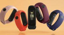 Xiaomi Mi Band 4 – nový levný chytrý náramek představen