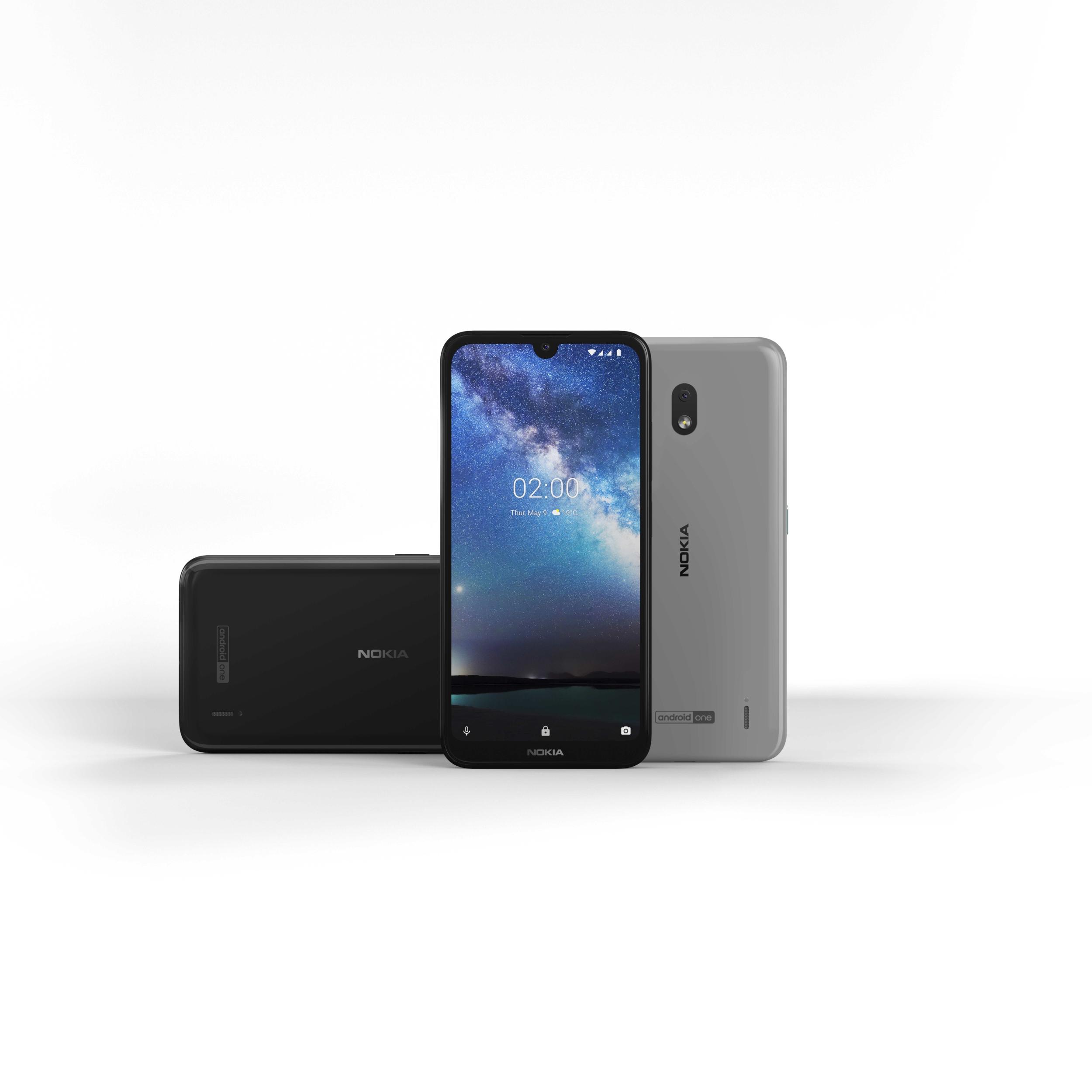 Nokia 2.2 představena, nabídne Android One a Xpress-on kryty