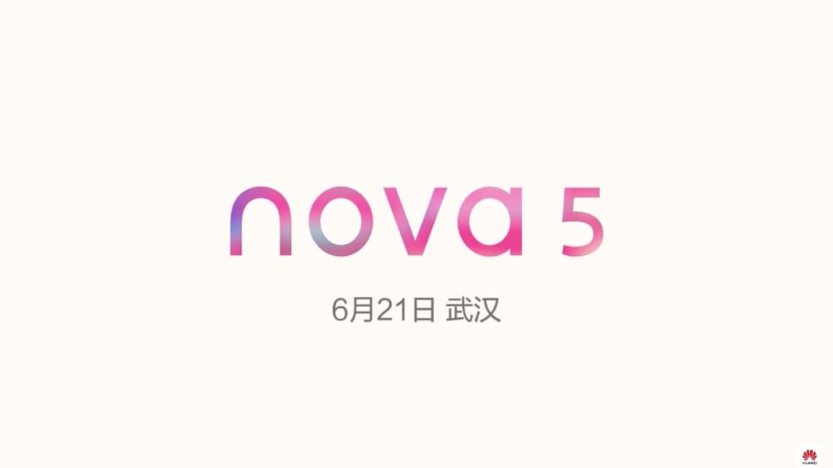 Huawei Nova 5 Pro dorazí už 21. června