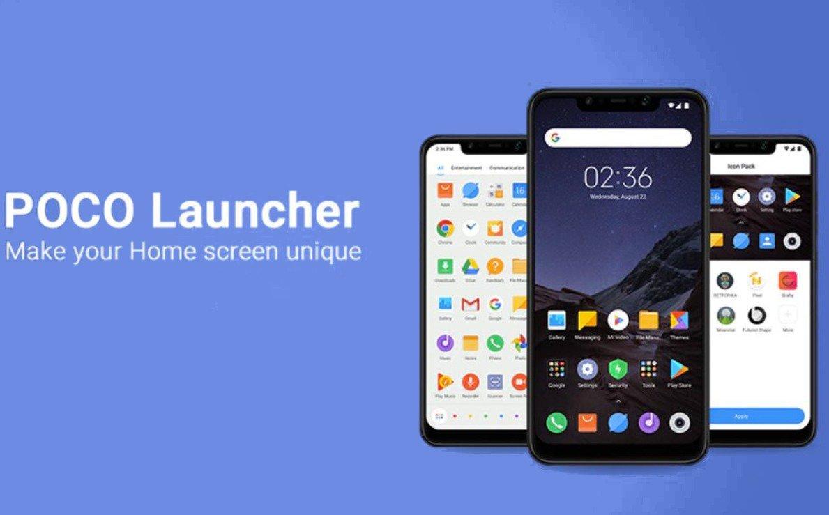 Poco Launcher 2.0 přináší hned celou řadu novinek