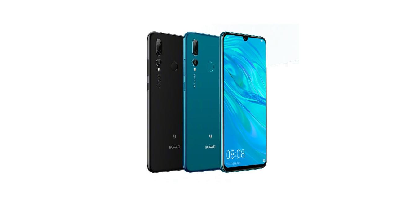 Huawei představil Maimang 8, zřejmě se jedná o Mate 30 Lite