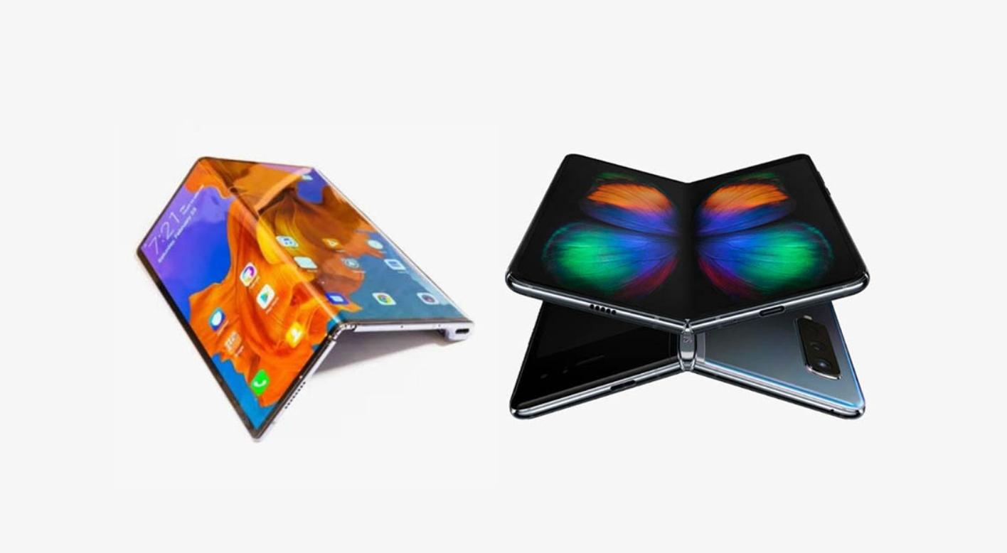 Ohebný Huawei Mate X 2 zřejmě napodobí Galaxy Fold