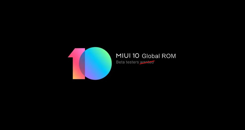Globální MIUI beta končí 1. července