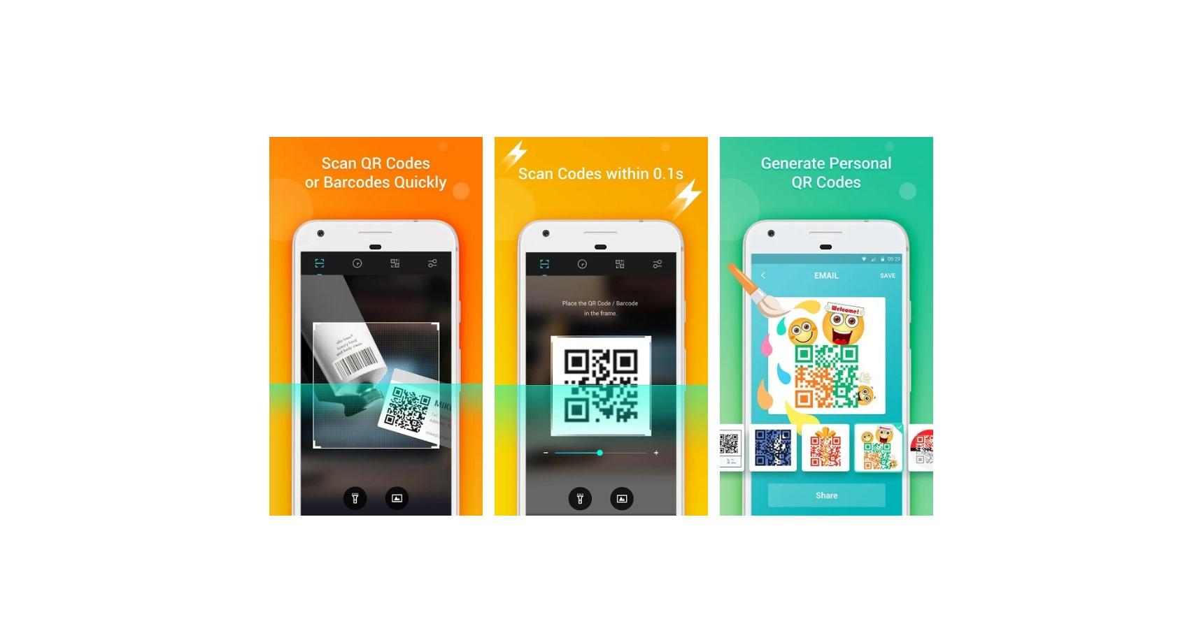 Dejte si pozor na aplikaci QR Code Reader-Barcode scanner, může vás přijít draho