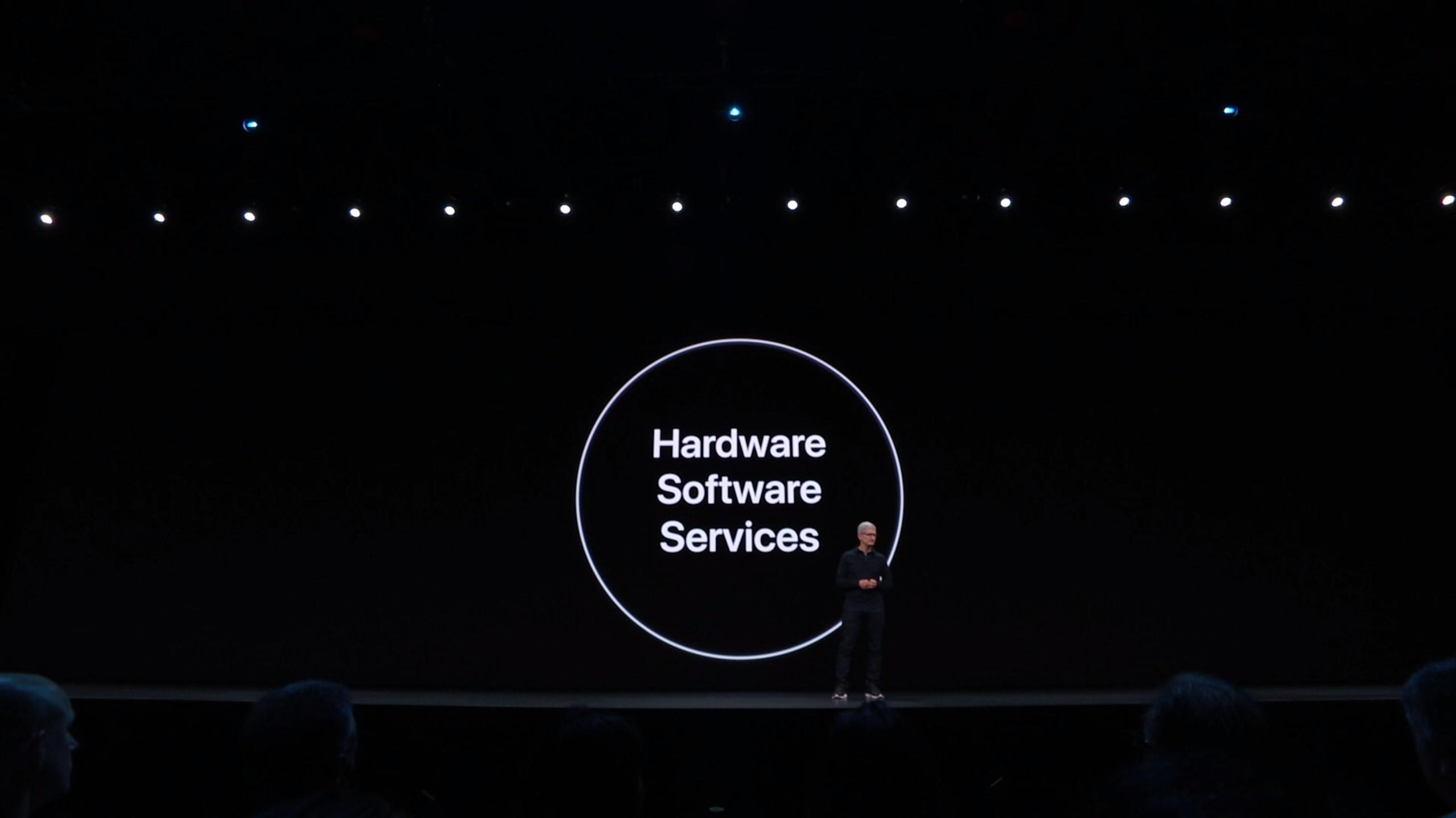 Apple představil watchOS 6 a tvOS 13