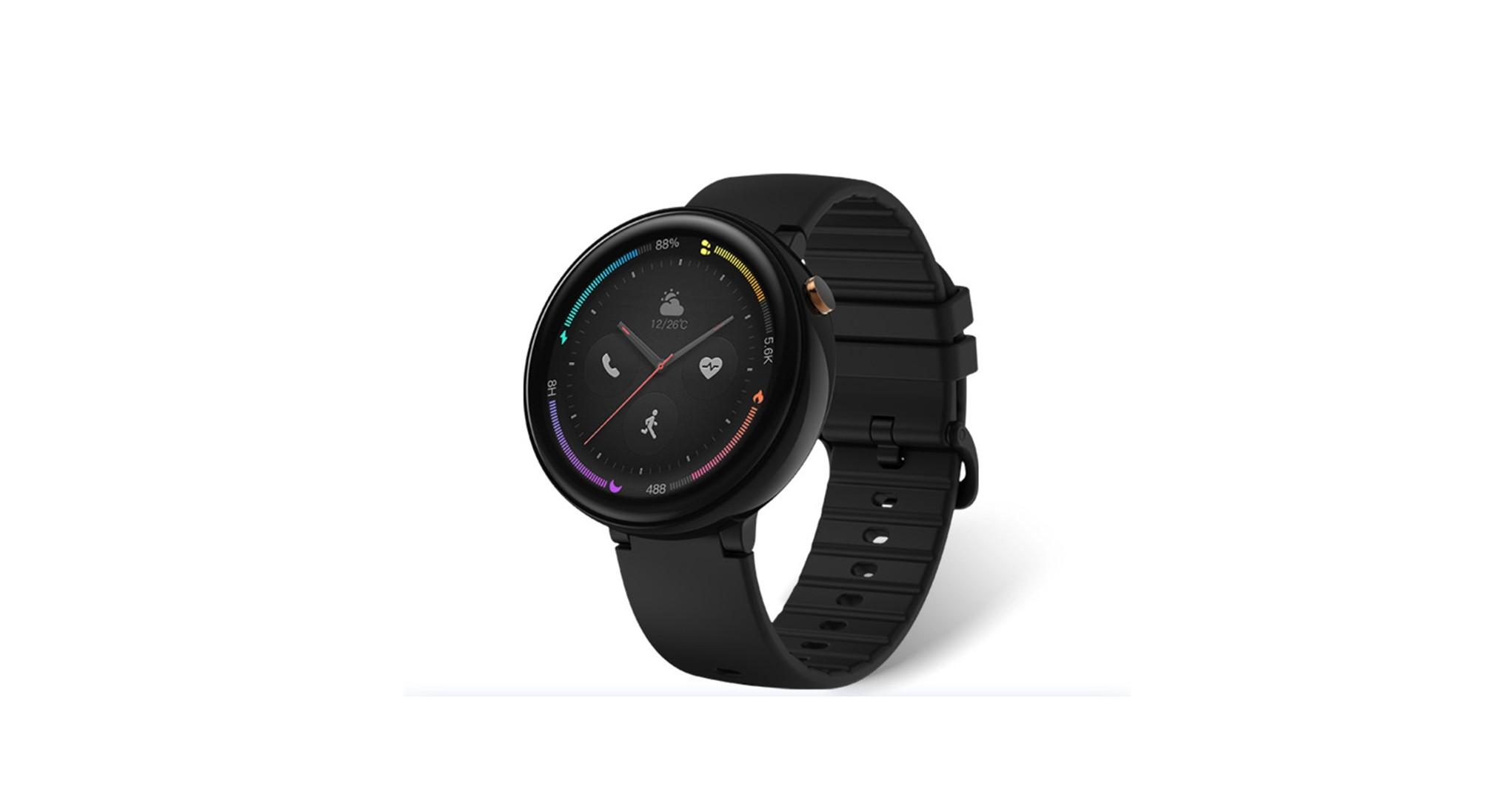 Amazfit Smart Watch 2 jsou nové elegantní hodinky s EKG