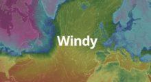 Windy začíná spolupracovat s evropským programem Copernicus, získává 4 nové vrstvy