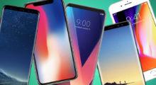 Trh s chytrými telefony šel dolů za poslední čtvrtletí