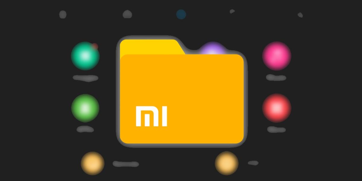 Mi File Manager od Xiaomi se dočkal integrace Google Disku