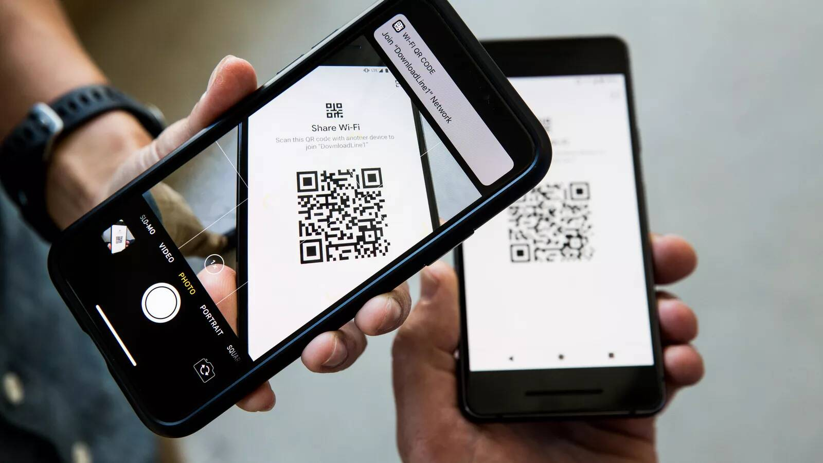 Android 10 přinese podporu Wi-Fi Easy Connect, náhradu za WPS