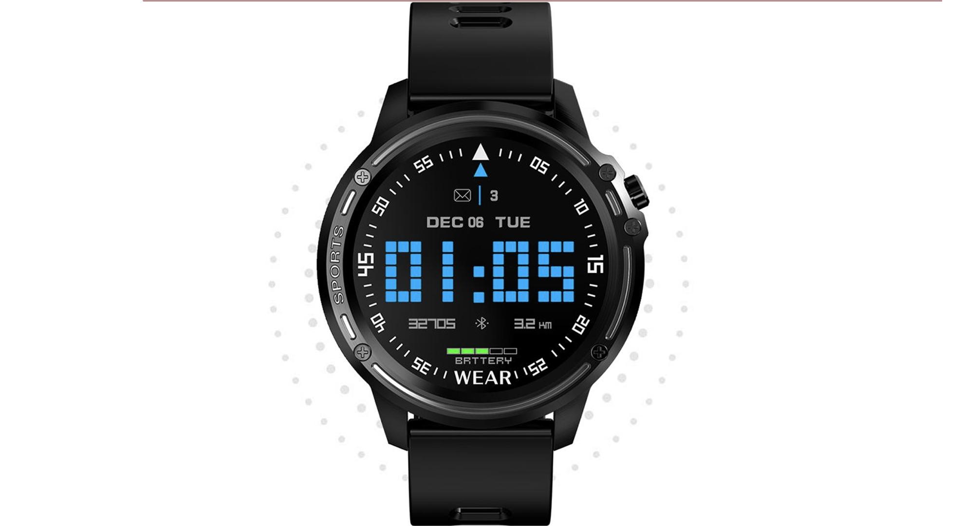 Skvělé chytré hodinky nyní ve slevě za 501 Kč! [sponzorovaný článek]