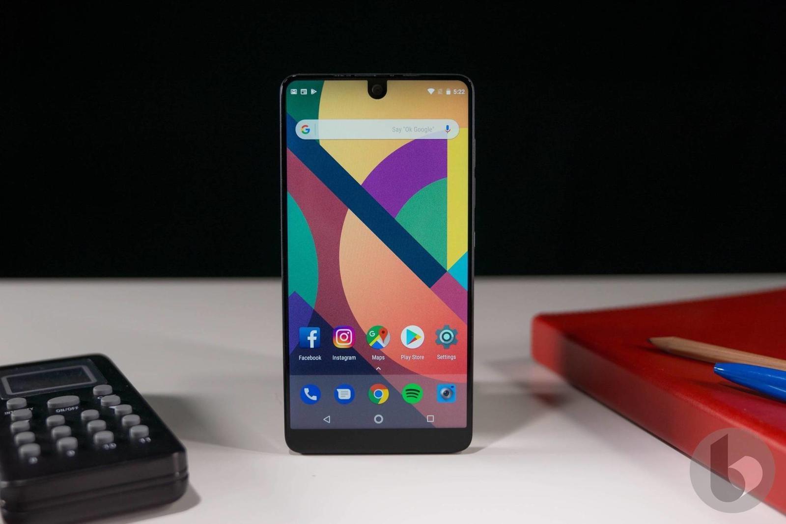 Zdá se, že Essential Phone chystá velký comeback