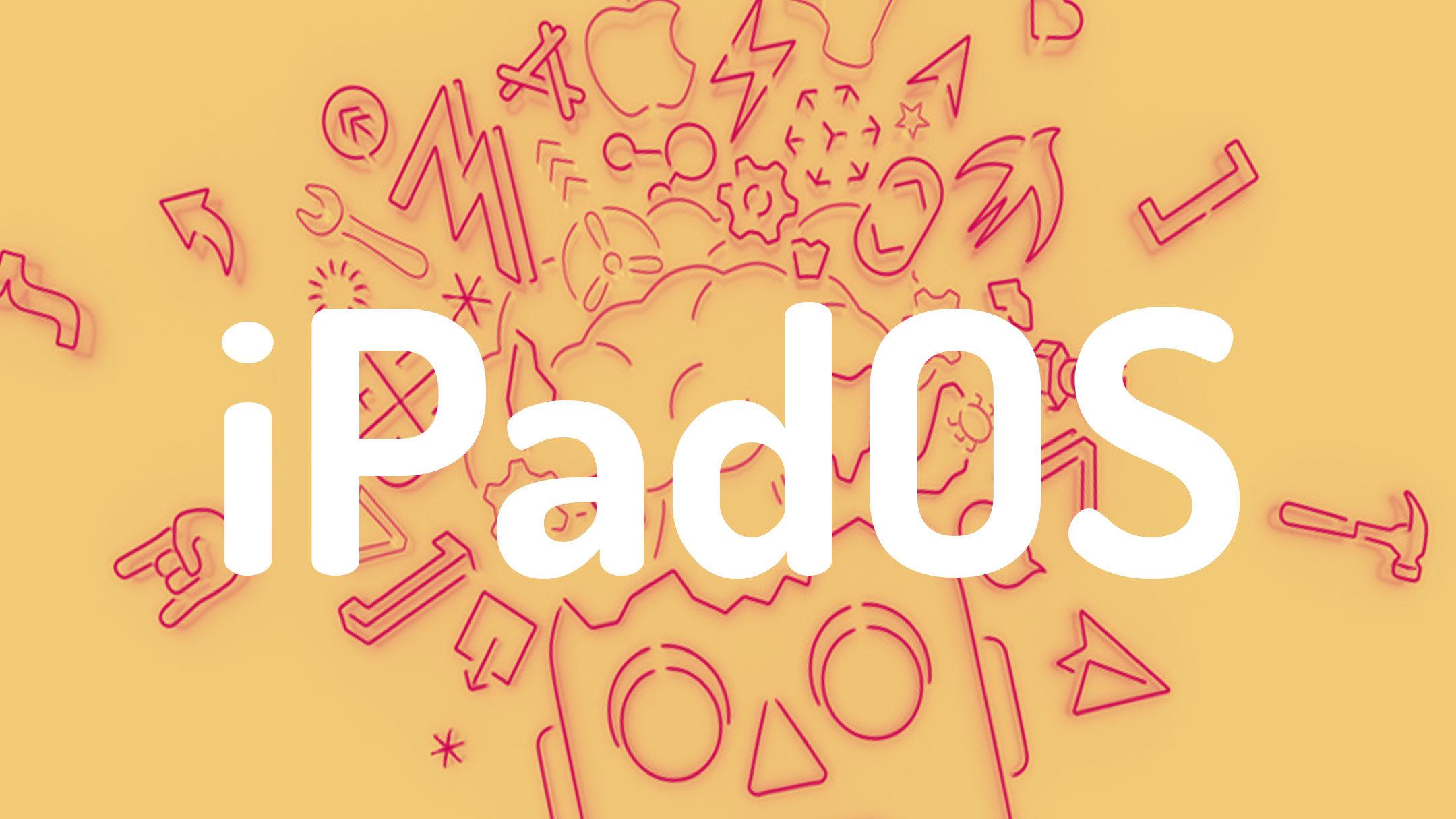 Novinky v iPadOS – přibyla podpora ovládání myší